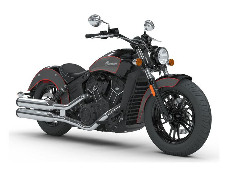 2018 Indian Scout® Sixty ABS in Ottumwa, Iowa