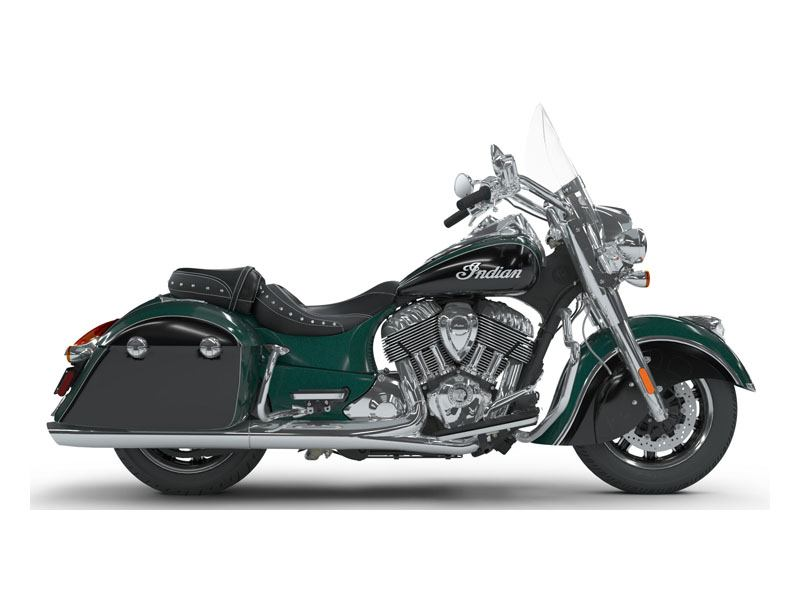 2018 Indian Springfield™ ABS in Lowell, North Carolina