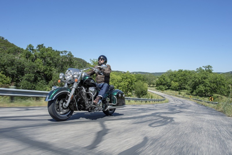 2018 Indian Springfield™ ABS in Saint Clairsville, Ohio