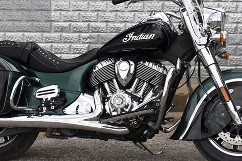 2018 Indian Springfield™ ABS in Caledonia, Michigan