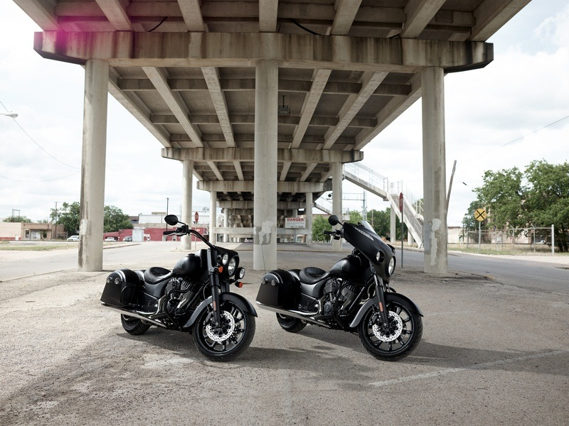2018 Indian Springfield™ ABS in Panama City Beach, Florida