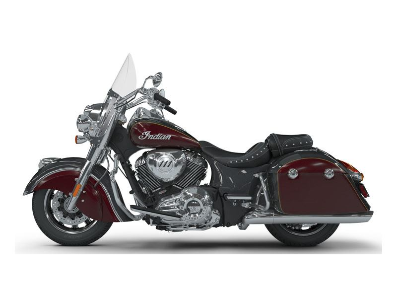 2018 Indian Springfield™ ABS in Hollister, California