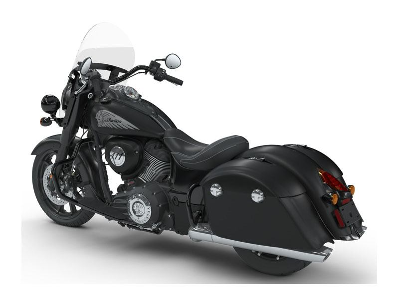 2018 Indian Springfield™ Dark Horse in Fort Worth, Texas