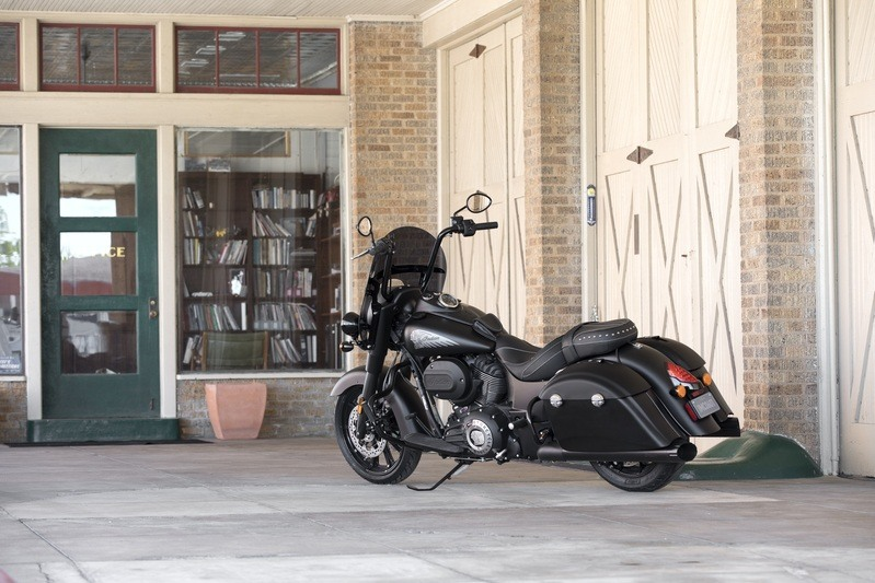 2018 Indian Springfield™ Dark Horse in Lowell, North Carolina