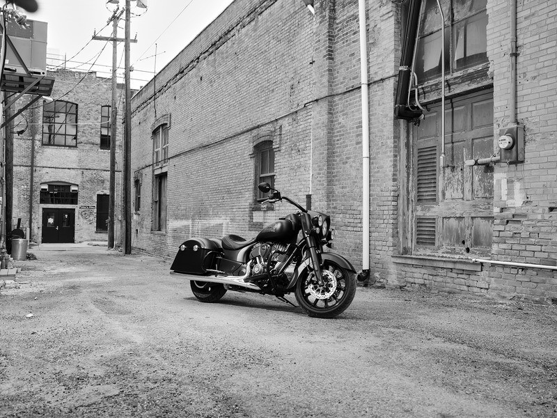 2018 Indian Springfield™ Dark Horse in Saint Clairsville, Ohio