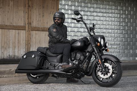 2018 Indian Springfield™ Dark Horse in Wayne, New Jersey