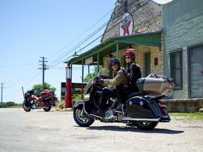 2018 Indian Roadmaster® ABS in Fredericksburg, Virginia