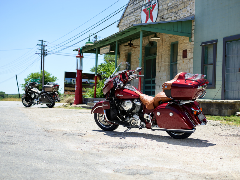 2018 Indian Roadmaster® ABS in Newport News, Virginia - Photo 13