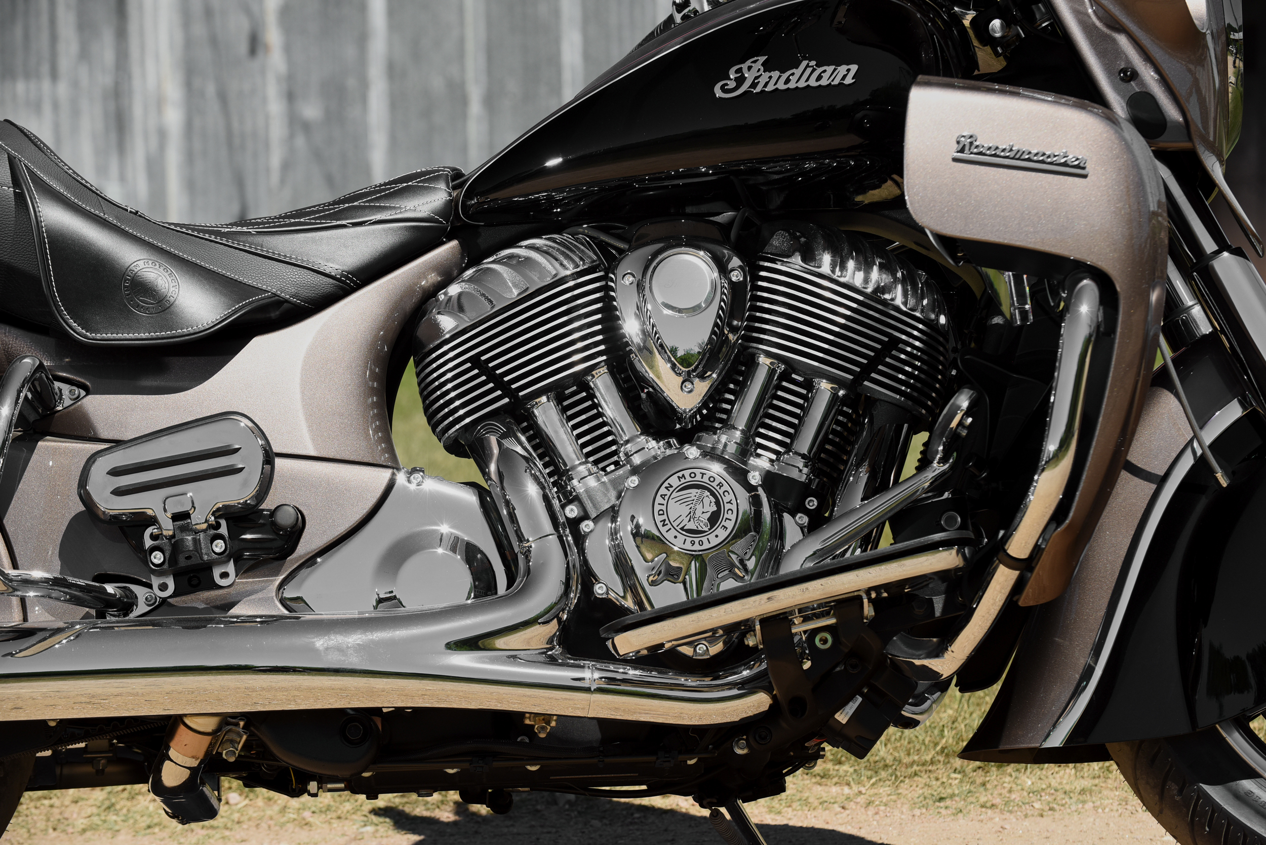 2018 Indian Roadmaster® ABS in Greensboro, North Carolina - Photo 29