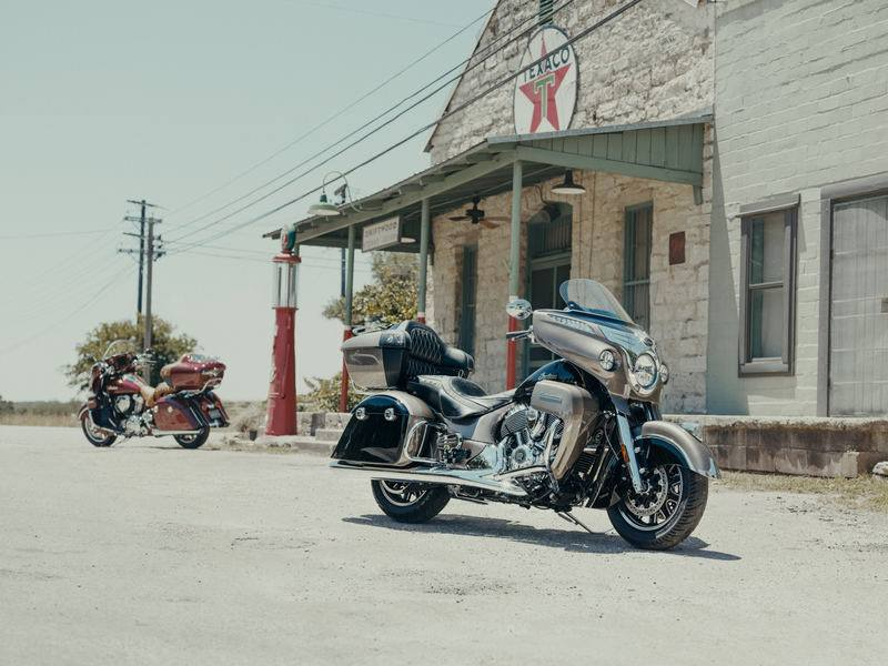 2018 Indian Roadmaster® ABS in Saint Clairsville, Ohio - Photo 12