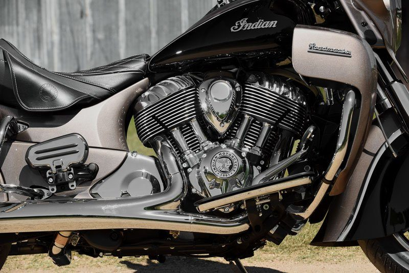 2018 Indian Roadmaster® ABS in Ferndale, Washington - Photo 9