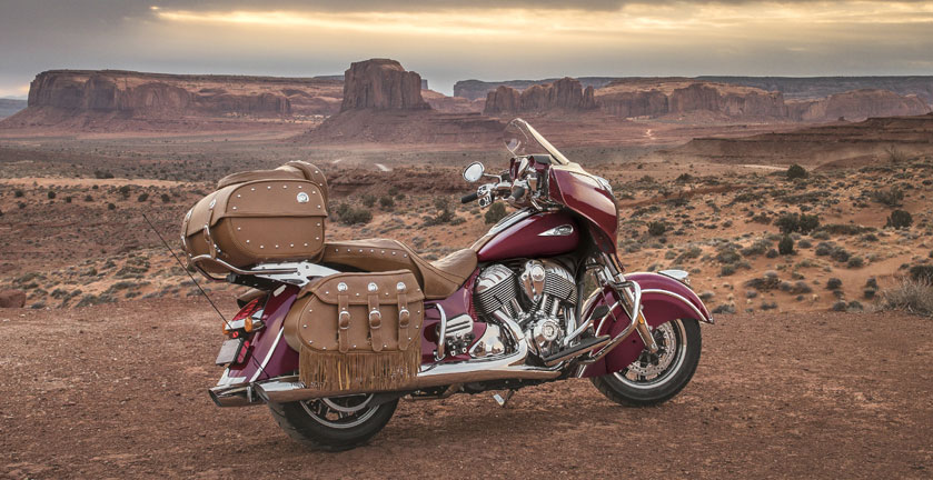 2018 Indian Roadmaster® Classic ABS in Saint Michael, Minnesota - Photo 6