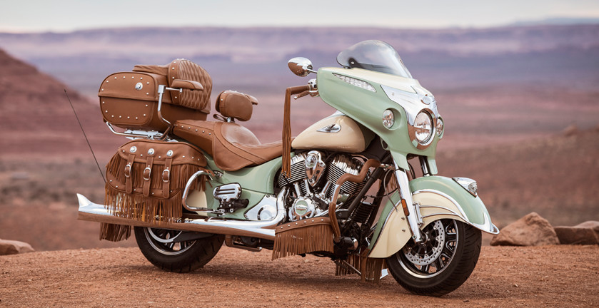 2018 Indian Roadmaster® Classic ABS in Panama City Beach, Florida