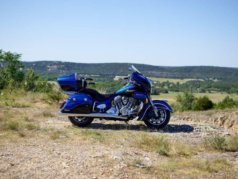 2018 Indian Roadmaster® Elite in Fort Worth, Texas