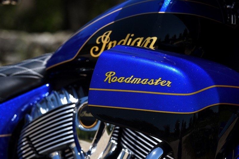 2018 Indian Roadmaster® Elite in Muskego, Wisconsin