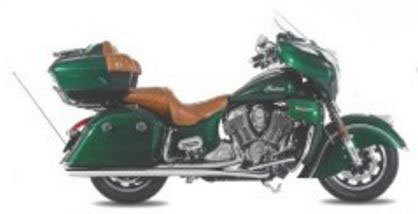 2018 Indian Roadmaster® Icon Series in Saint Clairsville, Ohio