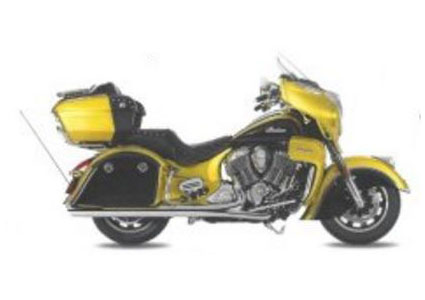 2018 Indian Roadmaster® Icon Series in Caledonia, Michigan