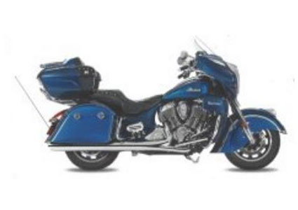 2018 Indian Roadmaster® Icon Series in Lebanon, New Jersey