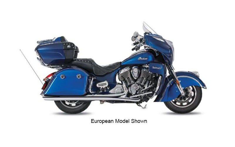 2018 Indian Roadmaster® Icon Series in Norman, Oklahoma