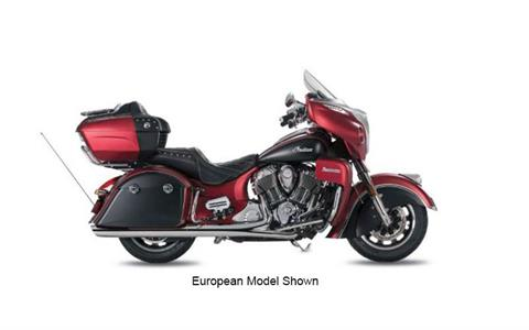 2018 Indian Roadmaster® Icon Series in Wayne, New Jersey