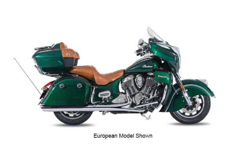 2018 Indian Roadmaster® Icon Series in Neptune, New Jersey