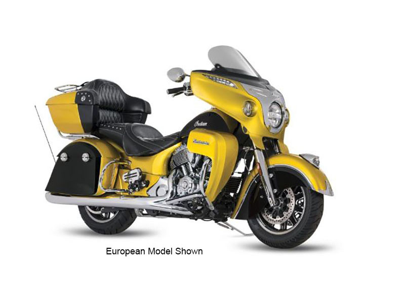 2018 Indian Roadmaster® Icon Series in Hollister, California