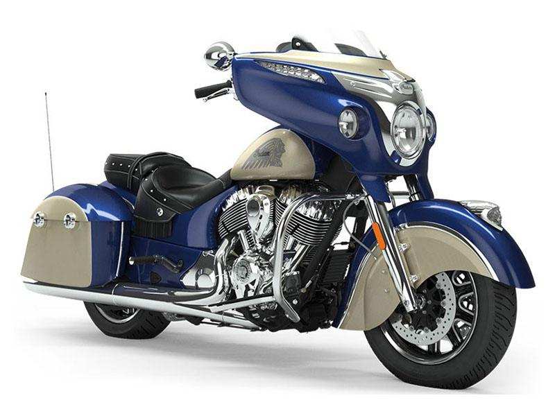 2019 Indian Chieftain® Classic ABS in New York, New York - Photo 1