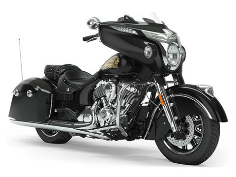 2019 Indian Chieftain® Classic ABS in Racine, Wisconsin