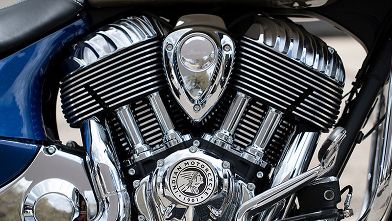 2019 Indian Chieftain® Classic ABS in Greensboro, North Carolina - Photo 11