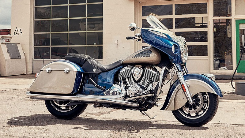 2019 Indian Chieftain® Classic ABS in Racine, Wisconsin - Photo 6