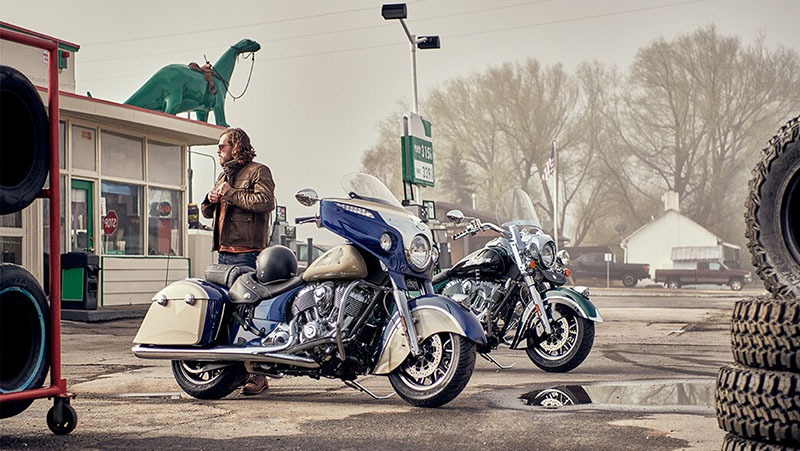 2019 Indian Chieftain® Classic ABS in Saint Clairsville, Ohio