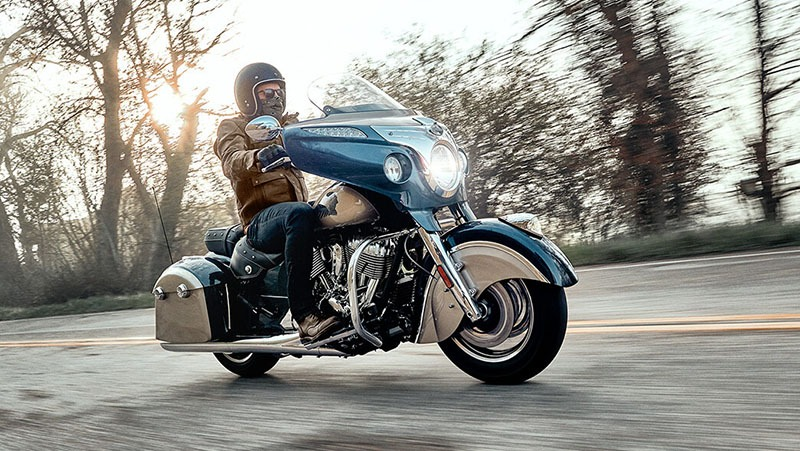 2019 Indian Chieftain® Classic ABS in Panama City Beach, Florida