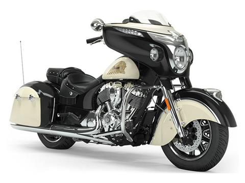 2019 Indian Chieftain® Classic ABS in Racine, Wisconsin - Photo 1