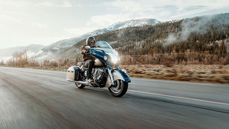 2019 Indian Chieftain® Classic ABS in Lincoln, Nebraska