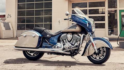 2019 Indian Chieftain® Classic ABS in Broken Arrow, Oklahoma - Photo 6