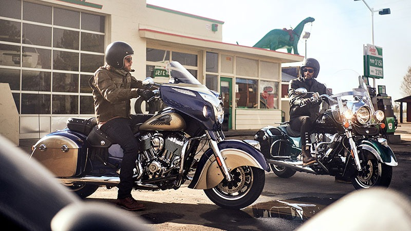 2019 Indian Chieftain® Classic ABS in Dublin, California