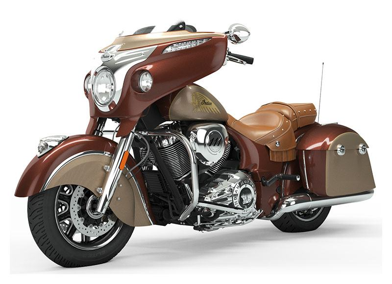 2019 Indian Chieftain® Classic Icon Series in Chesapeake, Virginia