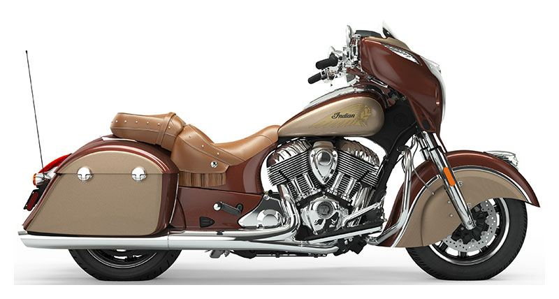 2019 Indian Chieftain® Classic Icon Series in Broken Arrow, Oklahoma