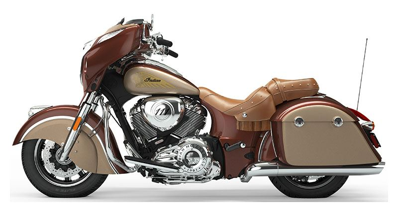 2019 Indian Chieftain® Classic Icon Series in Ferndale, Washington - Photo 4