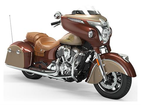 2019 Indian Chieftain® Classic Icon Series in Westfield, Massachusetts