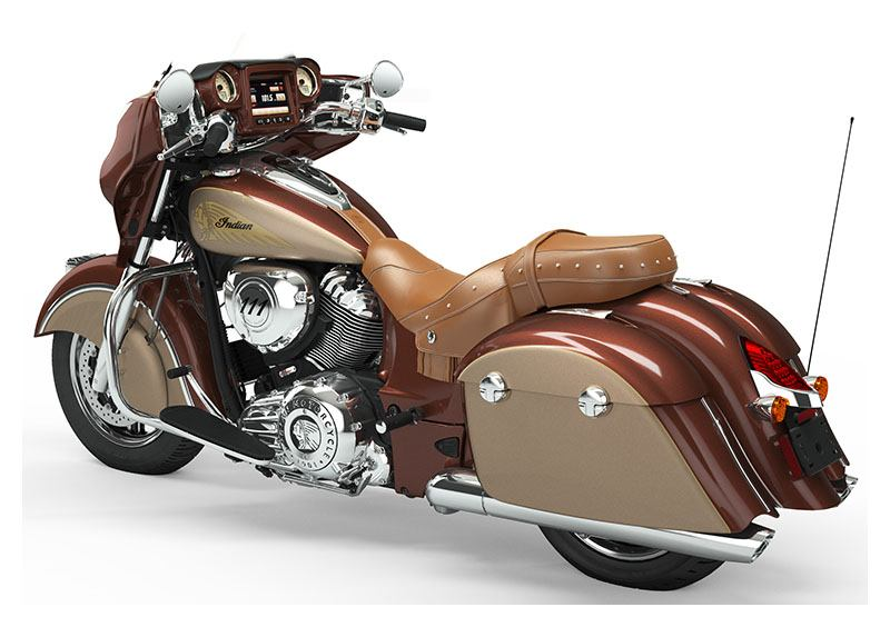 2019 Indian Chieftain® Classic Icon Series in Saint Michael, Minnesota