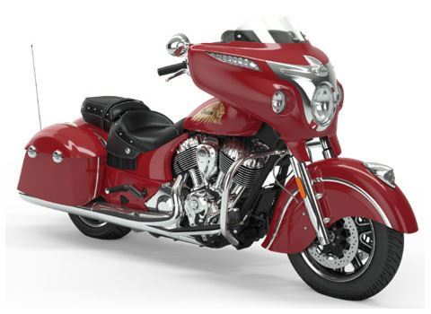 2019 Indian Chieftain® Classic Icon Series in Norman, Oklahoma - Photo 1