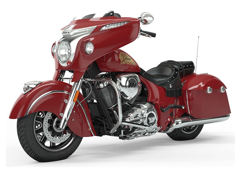2019 Indian Chieftain® Classic Icon Series in Saint Clairsville, Ohio