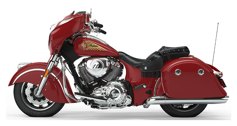 2019 Indian Chieftain® Classic Icon Series in Waynesville, North Carolina