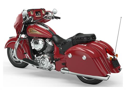 2019 Indian Chieftain® Classic Icon Series in Idaho Falls, Idaho