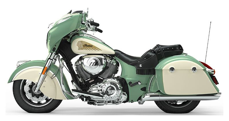 2019 Indian Chieftain® Classic Icon Series in Ottumwa, Iowa