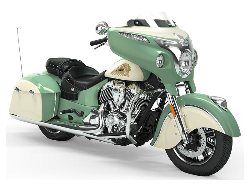 2019 Indian Chieftain® Classic Icon Series in Neptune, New Jersey
