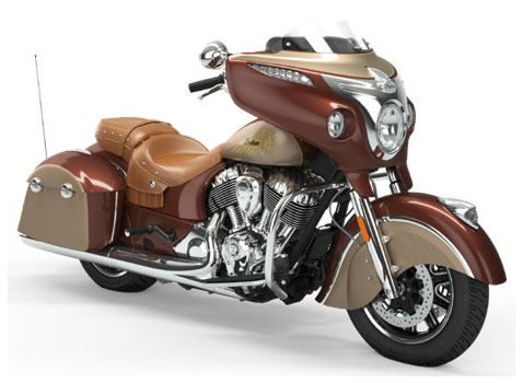 2019 Indian Chieftain® Classic Icon Series in Hollister, California