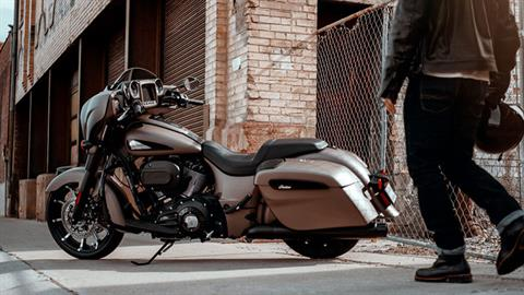 2019 Indian Chieftain® Dark Horse® ABS in Fredericksburg, Virginia - Photo 4