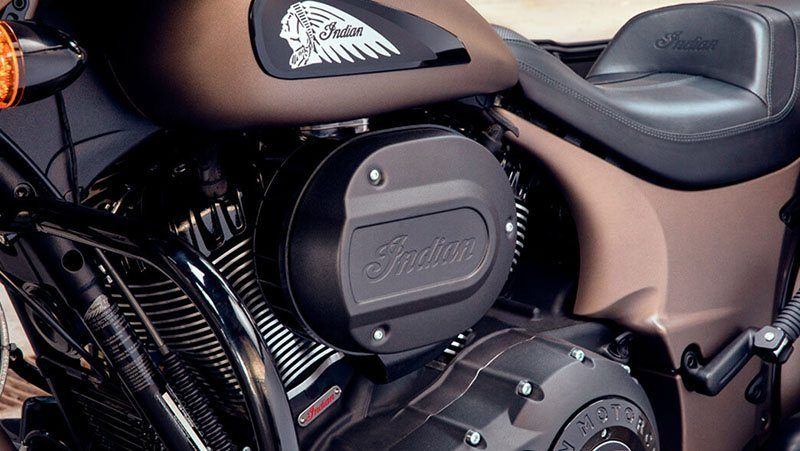 2019 Indian Chieftain® Dark Horse® ABS in Fredericksburg, Virginia - Photo 9